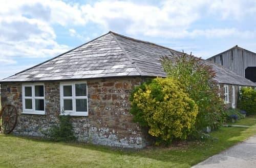 Last Minute Cottages - Quaint Crackington Haven Cottage S24624