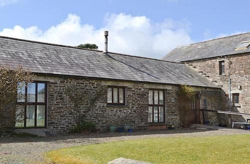 Last Minute Cottages - Superb Crackington Haven Cottage S24636