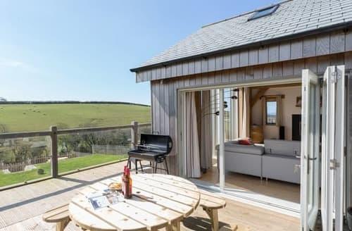 Last Minute Cottages - Stunning Crackington Haven Cottage S77133