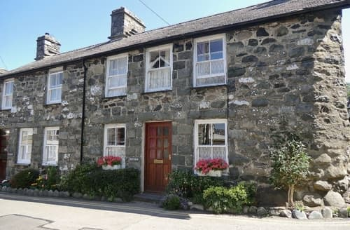 Big Cottages - Stunning Aberdovey Cottage S24662