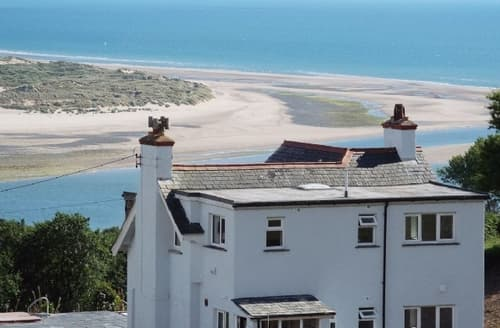 Big Cottages - Tasteful Aberdovey Cottage S24667