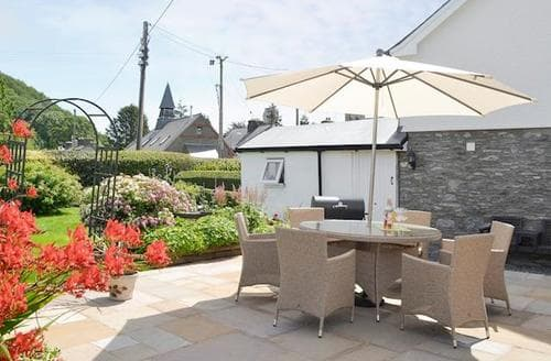 Big Cottages - Stunning Aberdovey Cottage S84270