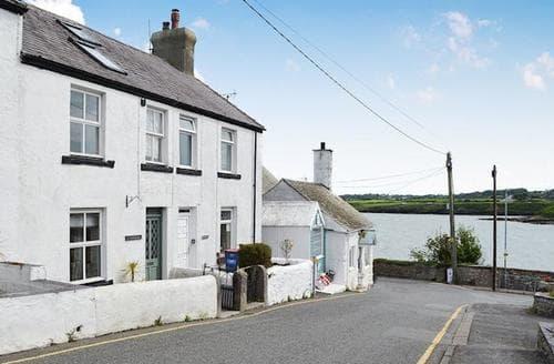 Big Cottages - Delightful Benllech Cottage S24725