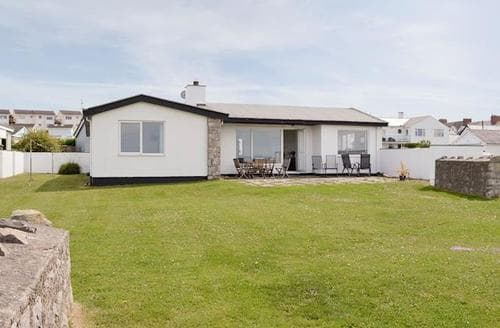 Big Cottages - Charming Rhosneigr And Aberffraw Cottage S24746