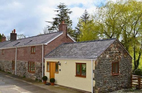 Big Cottages - Attractive Llangollen Cottage S22046