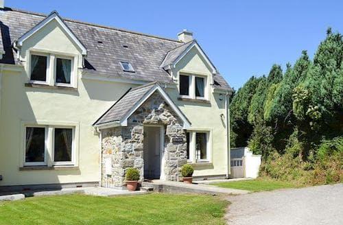 Big Cottages - Tasteful Porthtowan Cottage S57496