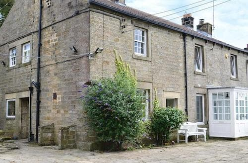 Big Cottages - Stunning Pateley Bridge Cottage S69903