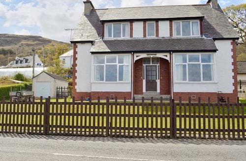 Last Minute Cottages - Exquisite All Isle Of Arran Apartment S50613