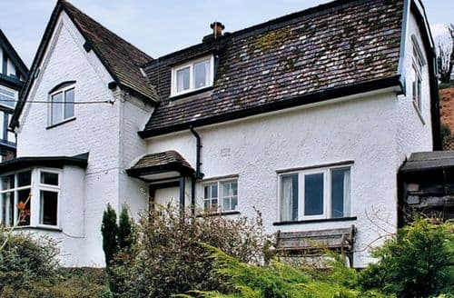 Last Minute Cottages - Charming Church Stretton Cottage S2027