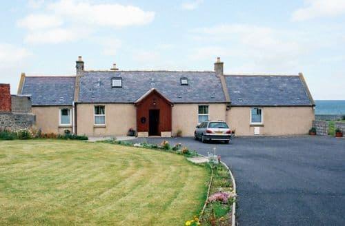 Big Cottages - Gorgeous Buckie Croft S4668