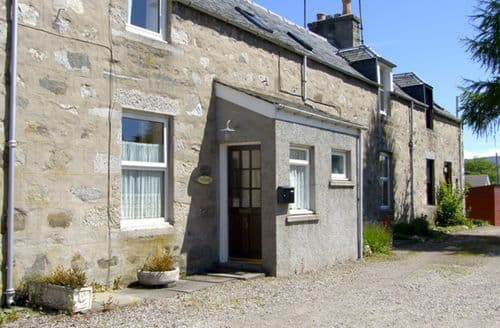 Last Minute Cottages - Beautiful Grantown On Spey Cottage S4681