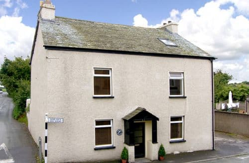 Last Minute Cottages - Exquisite Grange Over Sands Cottage S3186