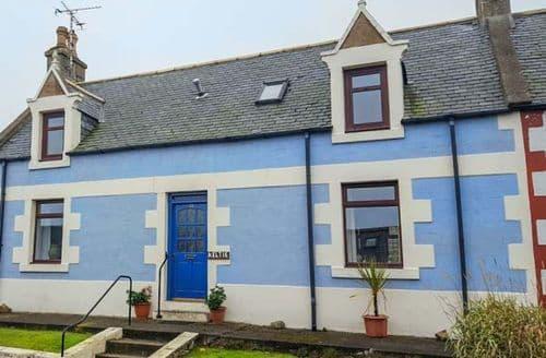 Big Cottages - Tasteful Portknockie Cottage S71546