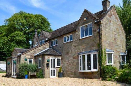 Big Cottages - Lovely Stoke On Trent Barn S3243