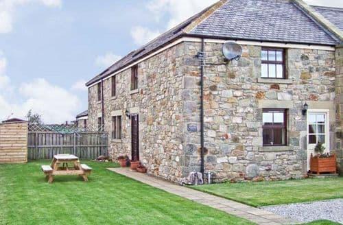 Big Cottages - Excellent Berwick Upon Tweed Cottage S3272