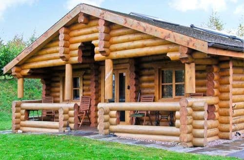 Last Minute Cottages - Inviting Ellesmere Cabin S2171