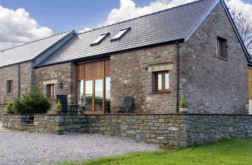 Big Cottages - Gorgeous Abergavenny Barn S4896
