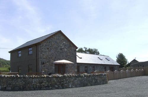 Big Cottages - Cosy Garndolbenmaen Rental S4948