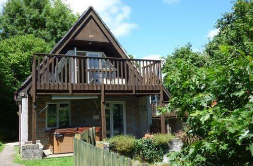 Last Minute Cottages - Quaint Callington Lodge S2255