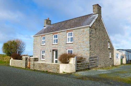 Big Cottages - Tasteful Haverfordwest Farm S5183