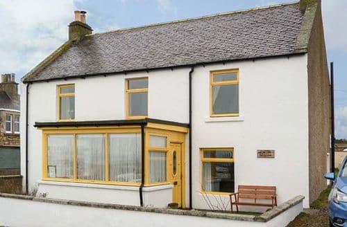 Big Cottages - Beautiful Hopeman Cottage S79066