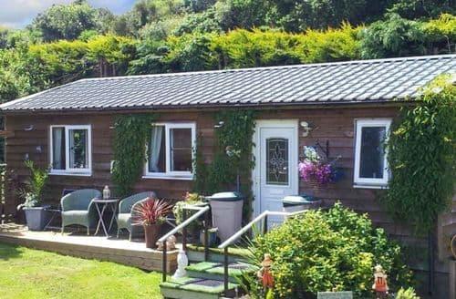 Last Minute Cottages - Excellent Craven Arms Cabin S2292