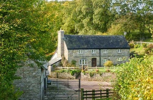 Big Cottages - Gorgeous Hay On Wye Rental S12893
