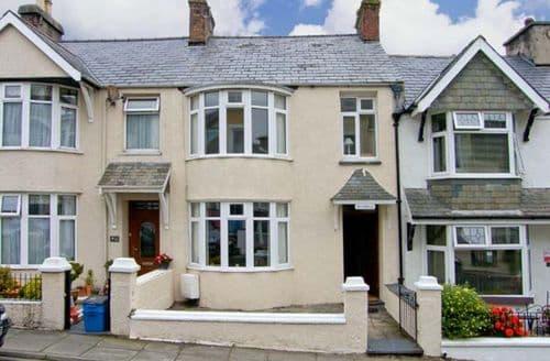 Big Cottages - Quaint Borth Y Gest Cottage S43066
