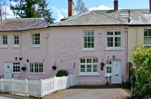 Last Minute Cottages - Gorgeous Church Stretton Cottage S2370