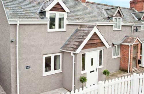 Last Minute Cottages - Gorgeous Craven Arms Cottage S2380