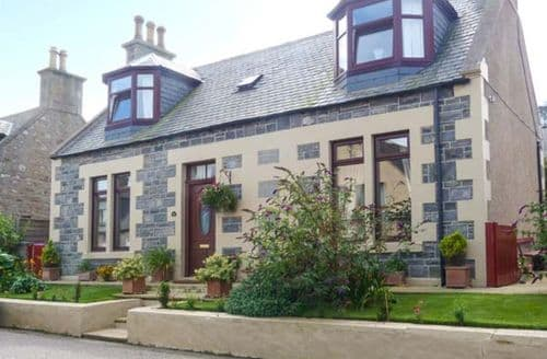 Big Cottages - Superb Portknockie Cottage S69884