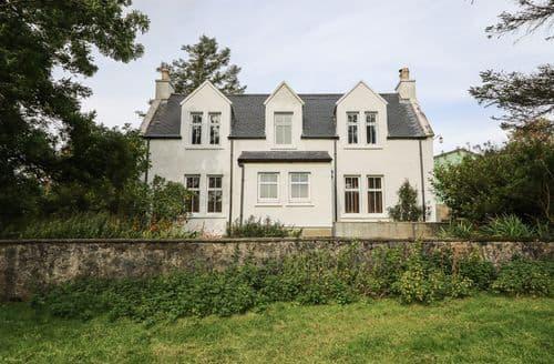 Big Cottages - Excellent Portree Cottage S5457