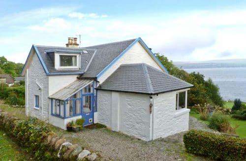 Big Cottages - Stunning Dunoon Cottage S6623
