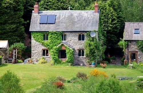 Big Cottages - Luxury Llandrindod Wells Farmhouse S5469