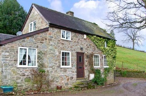 Last Minute Cottages - Adorable Craven Arms Cottage S2429