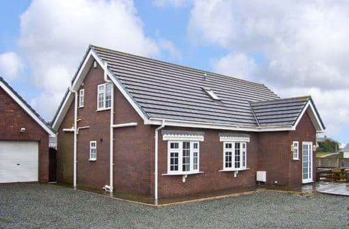 Big Cottages - Lovely Rhosneigr Rental S5501