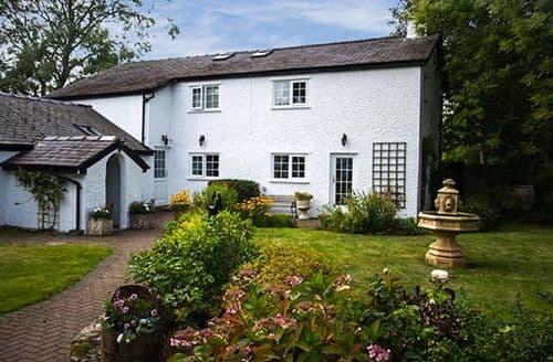 Big Cottages - Delightful Bodorgan Bel S5548
