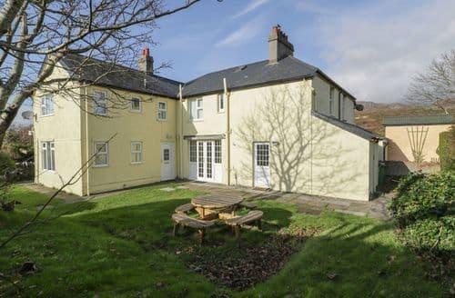 Big Cottages - Lovely Porthmadog Rental S5615