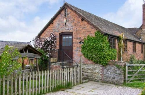 Last Minute Cottages - Luxury Craven Arms Granary S2491