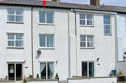 Big Cottages - Beautiful Holyhead Spinnaker S5702