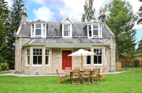 Last Minute Cottages - Delightful Nethy Bridge Ghlas S5711