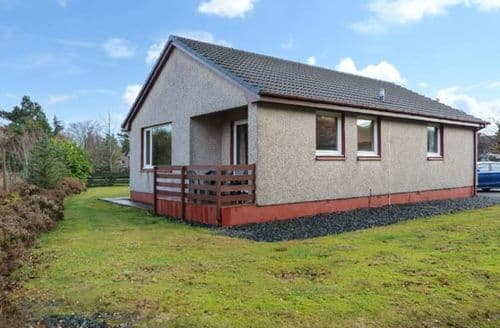 Big Cottages - Exquisite Achnasheen Rental S5861