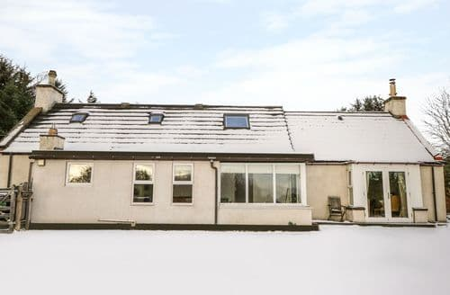 Big Cottages - Attractive Aberlour Rental S5913