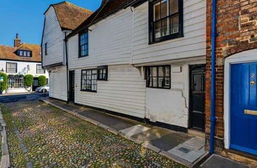 Big Cottages - Quaint Rye Cottage S6839