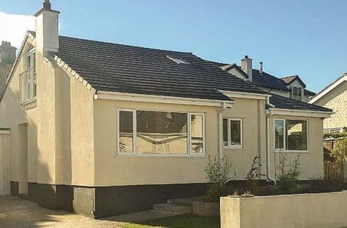 Big Cottages - Inviting Benllech Cottage S41293