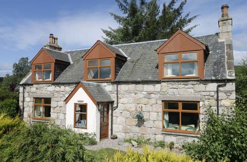 Last Minute Cottages - Lovely Boat Of Garten Cottage S104535