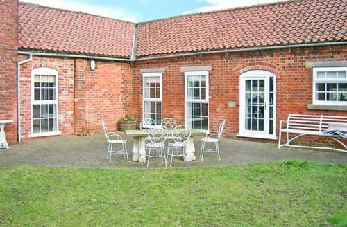 Last Minute Cottages - Adorable Lincoln Cottage S2683