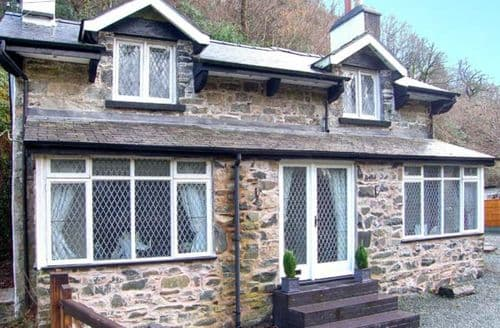 Big Cottages - Adorable Betws Y Coed Cottage S5973