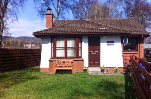 Big Cottages - Lovely Aviemore Rental S5989