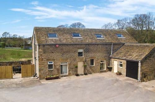 Big Cottages - Delightful Sheffield Barn S4181